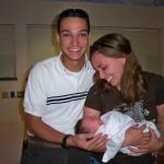 Josiah's birth