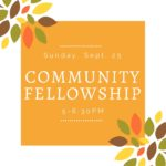 community-fellowships