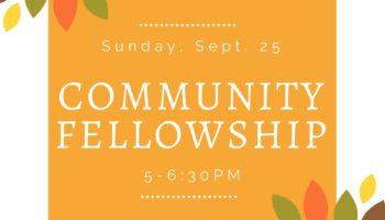 community-fellowships