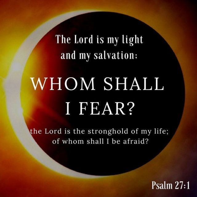 Psalm 27 The Lord Is My Light and My Salvationhellip