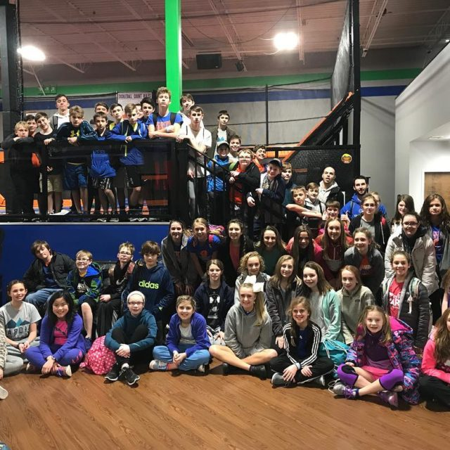 We had a great time at Winter Blast 2018!!