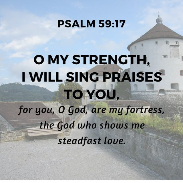 Daily Scripture Reading for Friday March 9th Psalm 59 Deliverhellip
