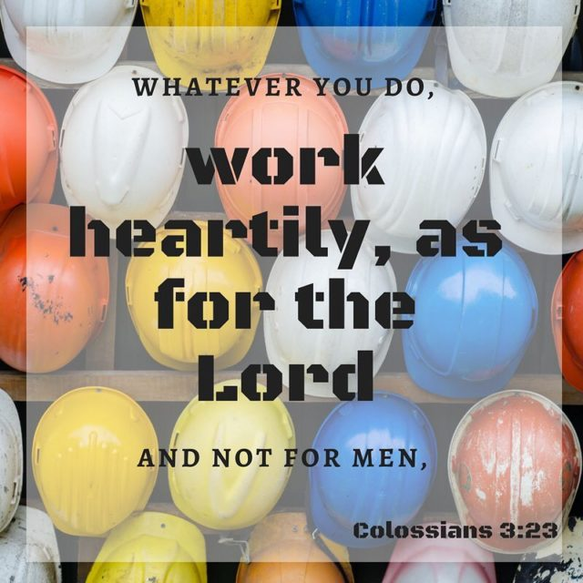 Daily Scripture Reading for Tuesday March 13th Colossians 31825 Ruleshellip