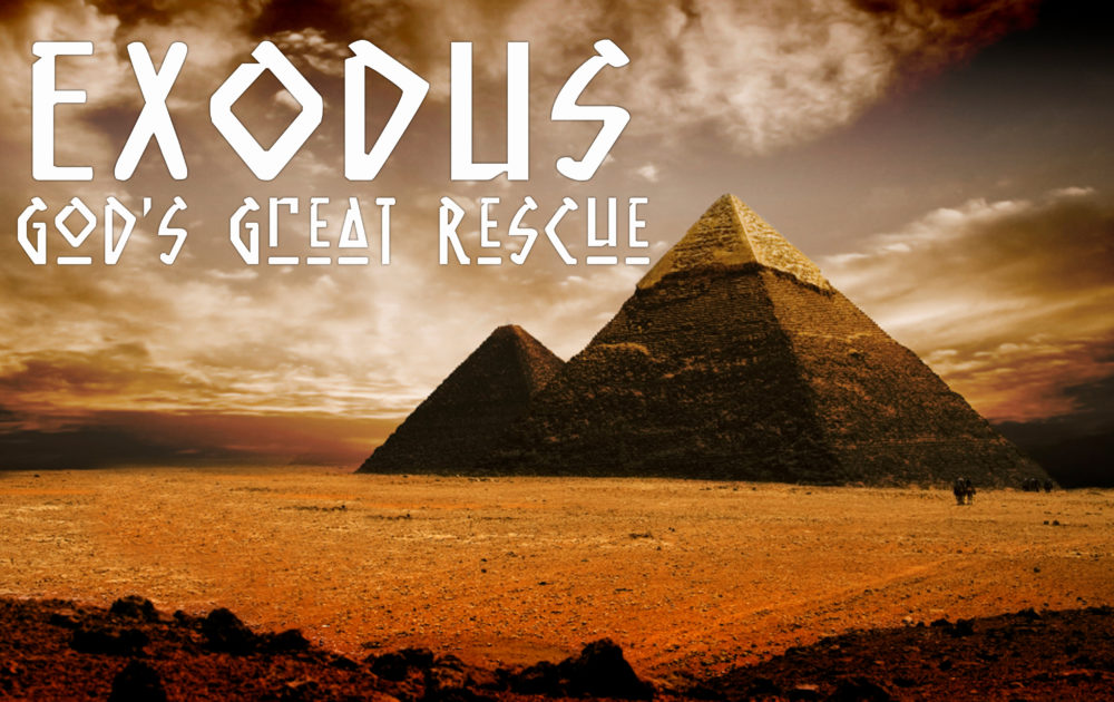Exodus | God\'s Great Rescue