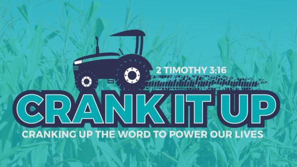 VBS 2021 Kickoff - Crank It Up | 1 Timothy 3:16 Image